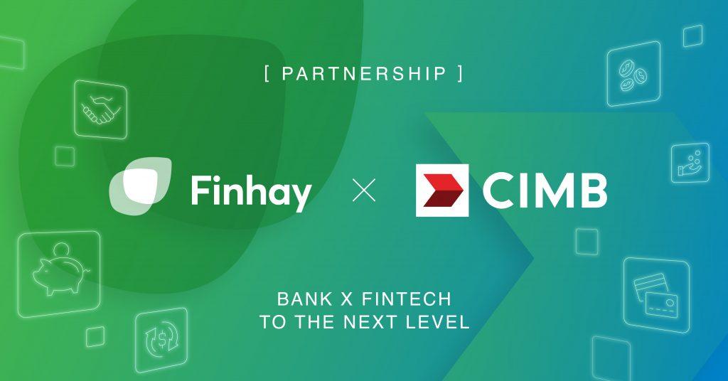 [THÔNG CÁO BÁO CHÍ] Finhay hợp tác cùng CIMB: Đa dạng hoá tài chính nhúng tại Việt Nam