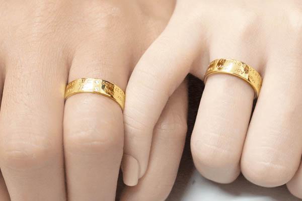 Top 5 địa chỉ uy tín mua nhẫn cưới vàng 18K dưới 3 triệu