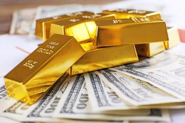vàng và đồng USD